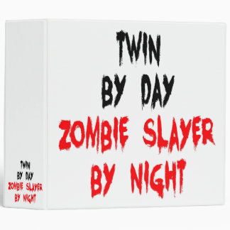 Zombie Slayer Twin Binder