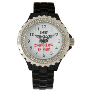 Zombie Slayer xRay Technologist Watches