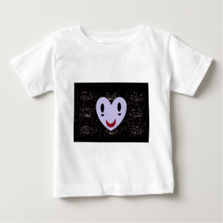 Zombie Smiley Baby T-Shirt