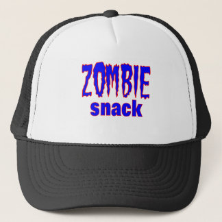 Zombie Snack tee shirt Trucker Hat
