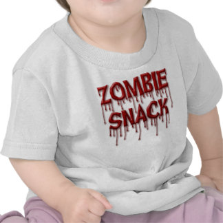 Zombie Snack T-shirts