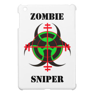 Zombie Sniper Mini iPad Case (VR GN)