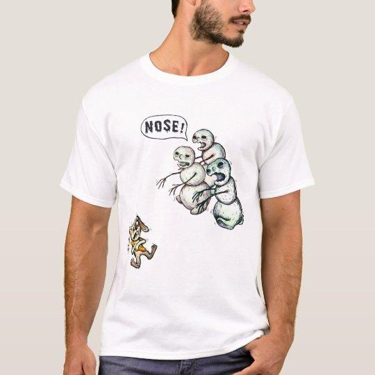 Zombie snowmen T-Shirt