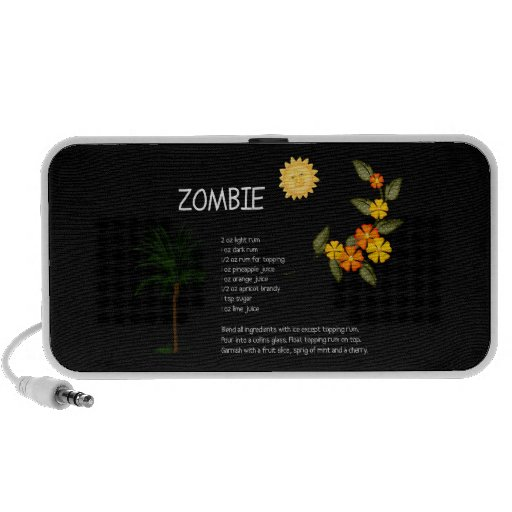 Zombie Speaker System