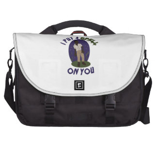Zombie Spell Commuter Bags