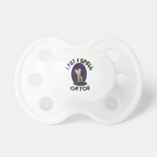 Zombie Spell BooginHead Pacifier