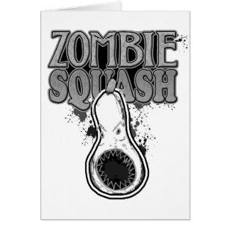 Zombie Squash TM Cards