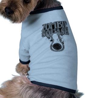 Zombie Squash TM Doggie Tee