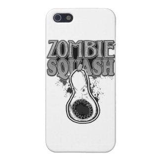 Zombie Squash TM iPhone 5/5S Cases