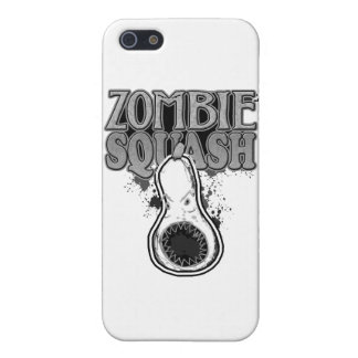 Zombie Squash TM Cover For iPhone 5