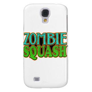 Zombie Squash TM logo Galaxy S4 Covers