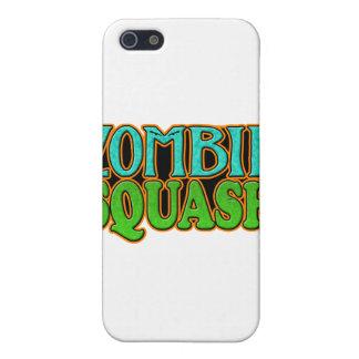 Zombie Squash TM logo Case For iPhone 5