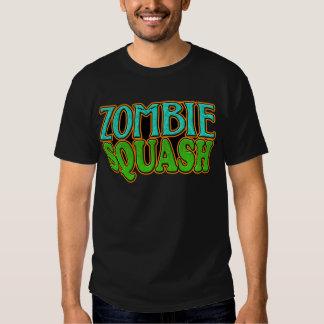 Zombie Squash TM logo Shirt