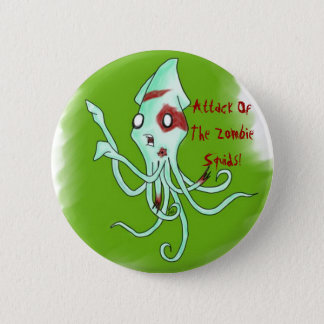 Zombie Squid Button