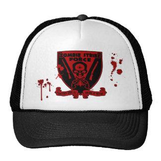 Zombie Strike Force Cap Trucker Hat