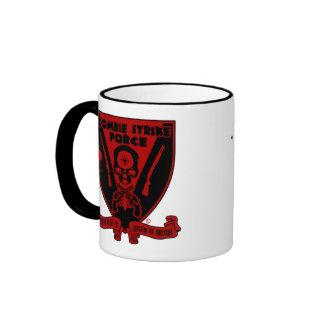 Zombie Strike Force Mug