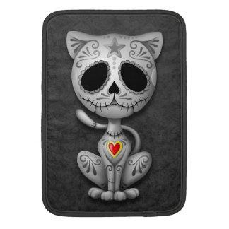 Zombie Sugar Kitten, dark MacBook Air Sleeve