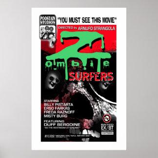 Zombie Surfers movie poster