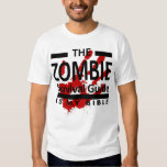 Zombie Survival Guide is my bible T-shirt
