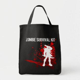ZOMBIE SURVIVAL KIT BAGS