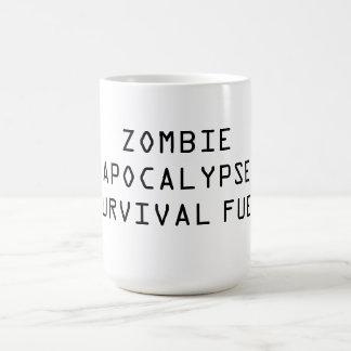Zombie Survival Mug