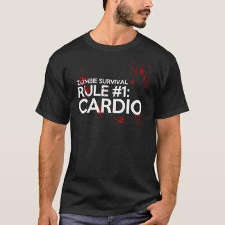 Zombie Survival Rule 1: Cardio T-Shirt