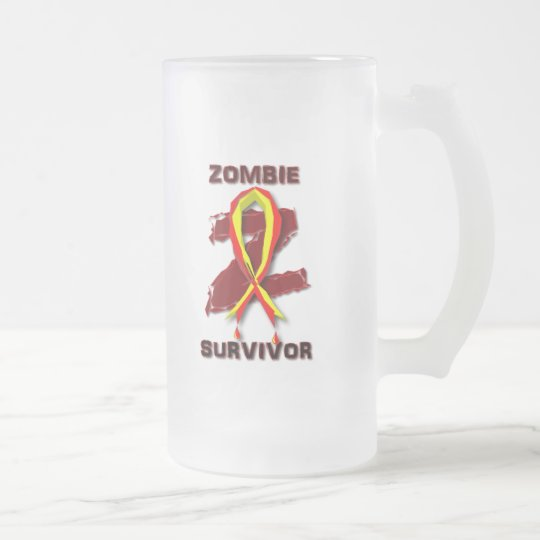 Zombie Survivor Mousepads and Mugs