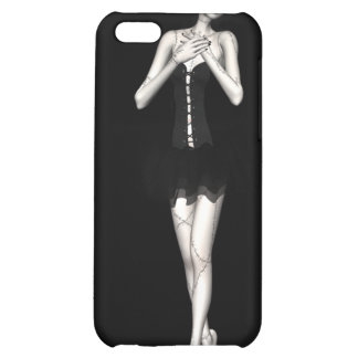 Zombie Suzy 1 - Halloween Doll Cover For iPhone 5C