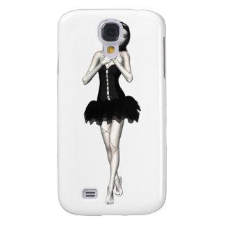 Zombie Suzy 1 - Halloween Doll Galaxy S4 Cover
