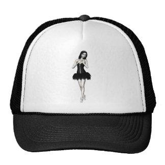 Zombie Suzy 1 - Halloween Doll Hats
