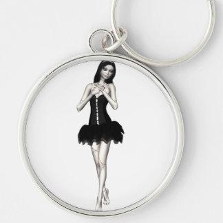 Zombie Suzy 1 - Halloween Doll Key Chain