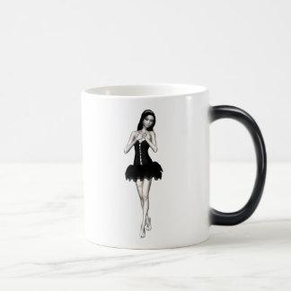 Zombie Suzy 1 - Halloween Doll Magic Mug