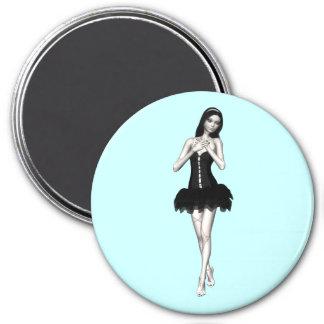 Zombie Suzy 1 - Halloween Doll Magnet