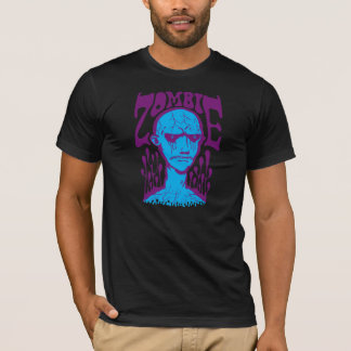 Zombie—Swamped (Buried Alive Blue) T-Shirt