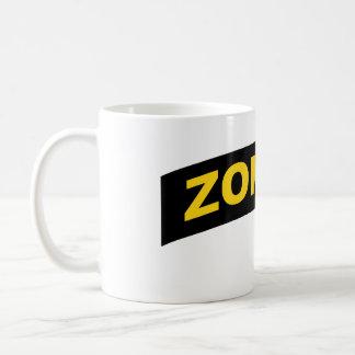 Zombie Tab Basic Mug