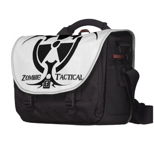 Zombie Tactical Apparel Laptop Computer Bag