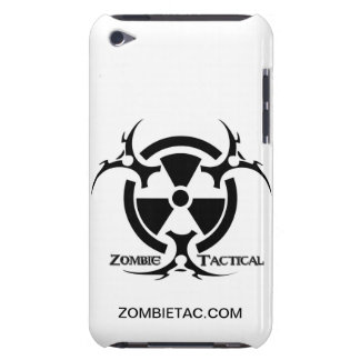 Zombie Tactical iPod case Barely There iPod Covers