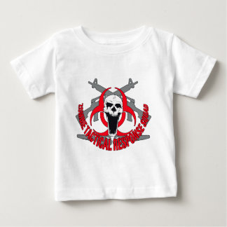 Zombie tactical red baby T-Shirt