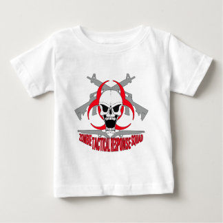 zombie tactical response squad 2 baby T-Shirt