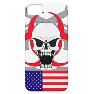 zombie tactical response squad 2 iPhone 5 case