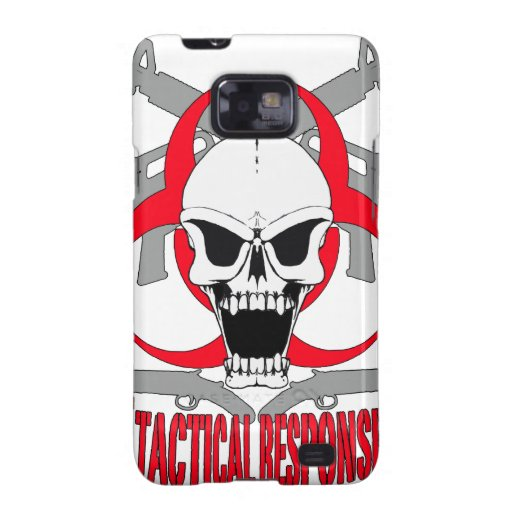 zombie tactical response squad 2 galaxy s2 case