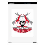 zombie tactical response squad 2 iPad skin