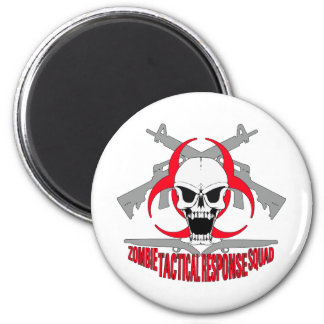 zombie tactical response squad 2 magnet