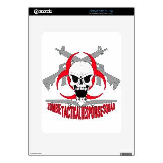 zombie tactical response squad 2 iPad skin
