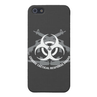 Zombie Tactical response squad Case For iPhone SE/5/5s