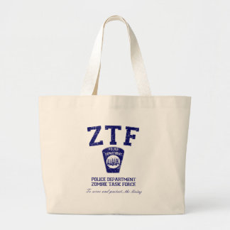 Zombie Task Force Canvas Bag