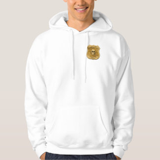 Zombie Task Force - Captain Badge Hoodie