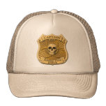 Zombie Task Force - Captain Badge Mesh Hats