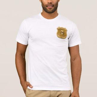 Zombie Task Force - Captain Badge T-Shirt