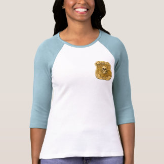 Zombie Task Force - Captain Badge Tee Shirts